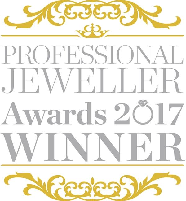 Professional Jewellery Awards 2017 Winner Logo