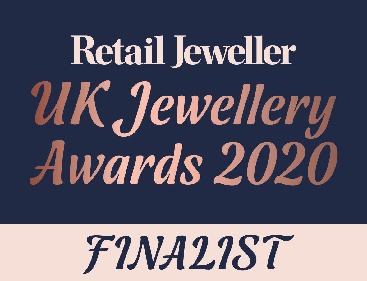 UK Jewellery Awards 2019 Finalists
