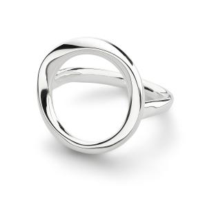 Bevel Cirque Open Ring