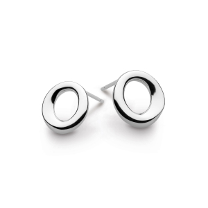 Bevel Cirque Small Stud Earrings