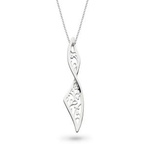 Blossom Flourish Large Twist Necklace