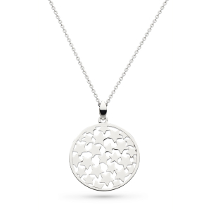 Stargazer Nova Disc Necklace