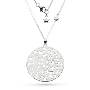 Stargazer Nova Grande Disc Necklace