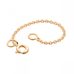 Gold Plated Chain Extender 2""