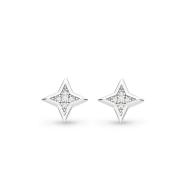Empire Astoria Stardust CZ Stud Earrings