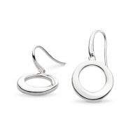 Bevel Cirque Drop Earrings