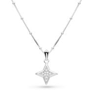 Empire Astoria Stardust CZ Necklace