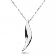 Bevel Edge Necklace